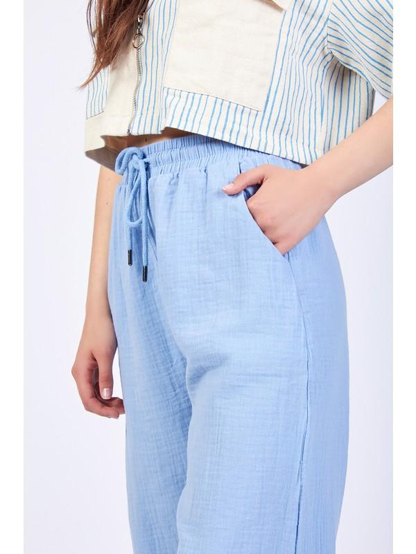 Wearinonline Müslin Pantolon