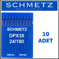 Schmetz DPX35 Ses Serv7 Deri Makinesi Iğnes 24/180 Numara