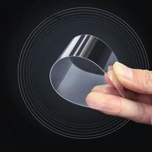 Wontis Lenovo Smart Tab M8 TB-8505FS 8 Inç Gerçek Kırılmayan Bükülebilen Kırılmaz Hd Nano Cam