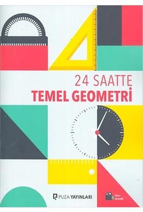Puza Yayınları Puza 24 Saatte Temel Geometri