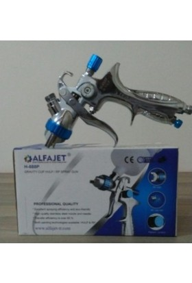 Alfajet H-888P Üstten Depolu Hvlp / Rp Boya Tabancası 1.3mm