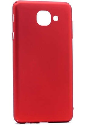 Canpay Samsung Galaxy C5 Kılıf Rabbit Canpay Serisi New Soft Case Rose Gold
