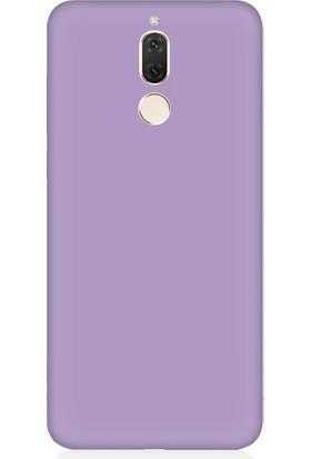 Teknomeg Huawei Mate 10 Lite Uyumlu Içi Kadife Soft Lansman Silikon Kılıf