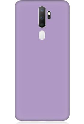Teknomeg Oppo A9 2020 Uyumlu Içi Kadife Soft Lansman Silikon Kılıf