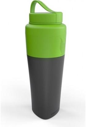 Lıght My Fıre Pack-Up Bottle Katlanır Şişe Tekli Yeşil