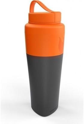 Lıght My Fıre Pack-Up Bottle Katlanır Şişe Tekli Pembe