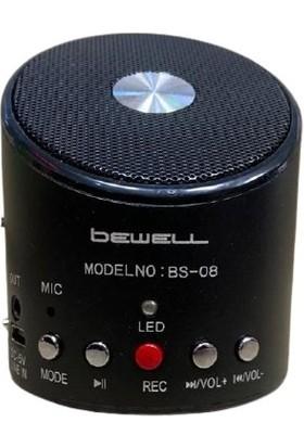 Bewell Bs-08 Taşınabilir Hoparlör