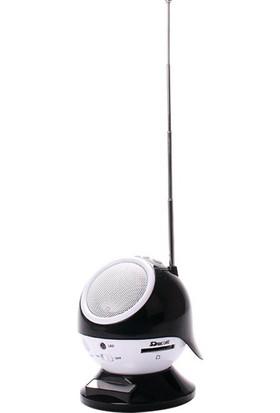 Bewell Bs-03 Mp3 Radyolu Mini Hoparlör