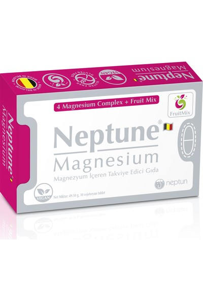 Neptune Magnesium-30 Tablet