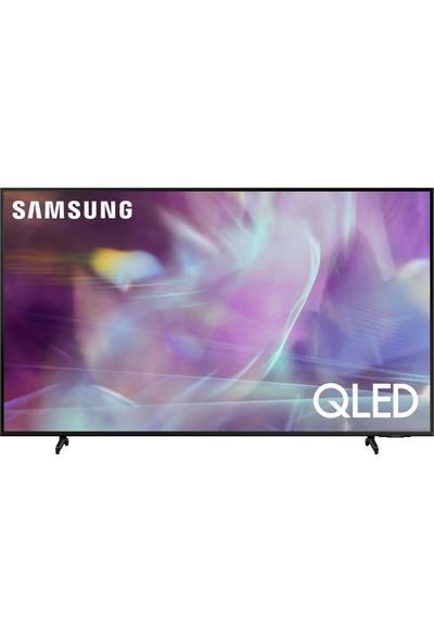 "Samsung 55Q60A 55"" 139 Ekran Uydu Alıcılı 4K Ultra HD Smart QLED TV"