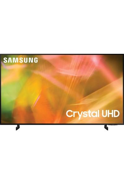 "Samsung 55AU8000 55"" 139 Ekran Uydu Alıcılı Crystal 4K Ultra Hd Smart LED Tv"