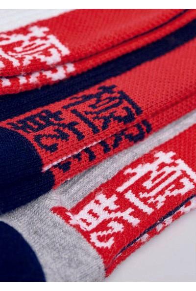Superdry 3 Lü Uzun Çorap M3110019A U005562