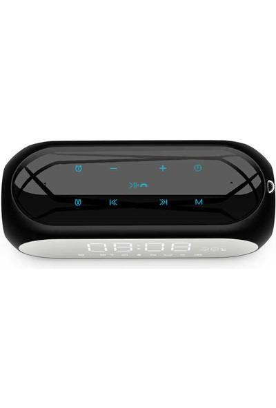 Mobaxaksesuar Bluetooth Speaker Hoparlör Göstergeli USB Sd Aux Fm Soaiy S69