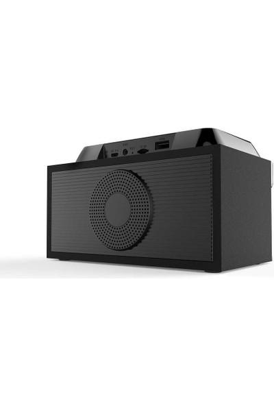 Mobaxaksesuar Bluetooth Speaker Hoparlör Sd Aux Göstergeli Soaiy S68