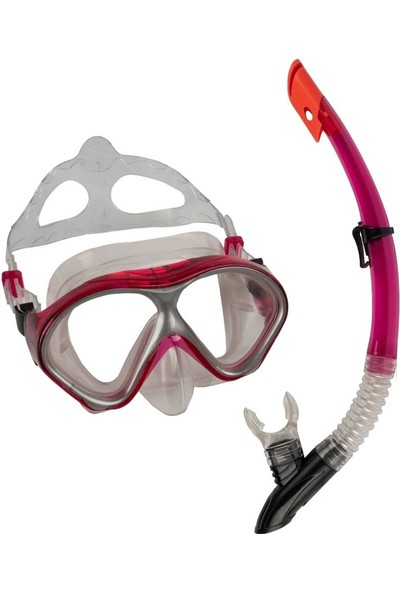 Samurai Venüs Maske & Şnorkel Set Pc Lens