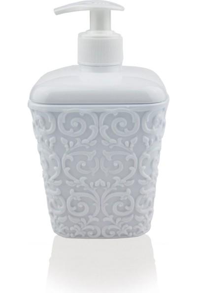 Ferhome Sıvı Sabunluk El Yıkama Banyo Tuvalet Mutfak Deterjanlık