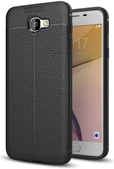 Milat Samsung Galaxy J7 Prime Firo Auto Focus Silikon Kılıf