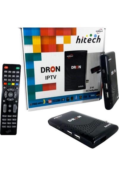Korax Hitech Dron Iptv Uydu Alıcısı