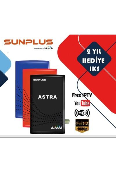 Korax Hitech Astra Tkgsli Full Hd Ip Tv Uydu Alıcısı