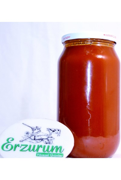 Erzurum Yöresel Gıda Kuşburnu Marmelatı 1,5 kg