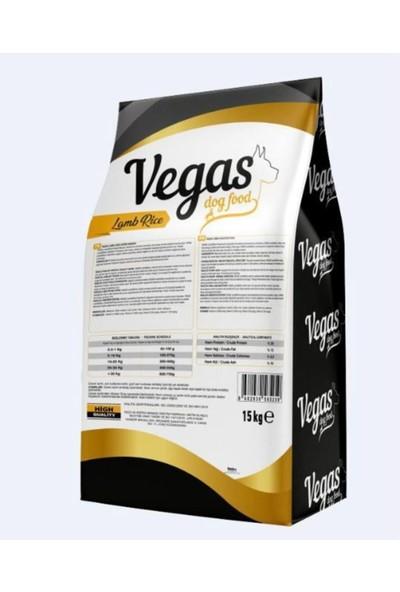 Las Vegas Kuzu Etli Köpek Maması 15 kg
