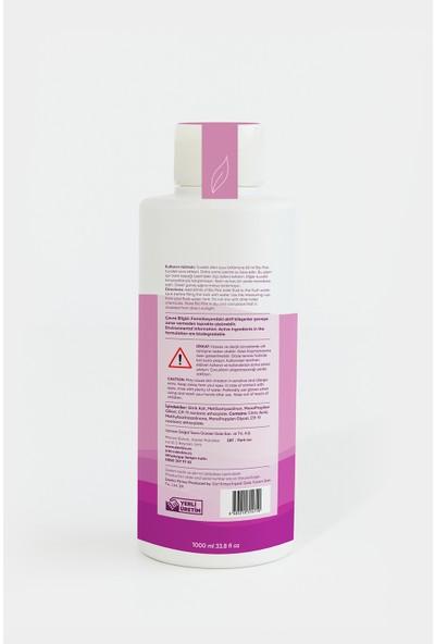 Dev Bio Pink Karavan Tekne Tuvalet Kimyasalı Koku Giderici ve Parlatıcı Sifon Suyu Solüsyonu 1LT/16DOZ