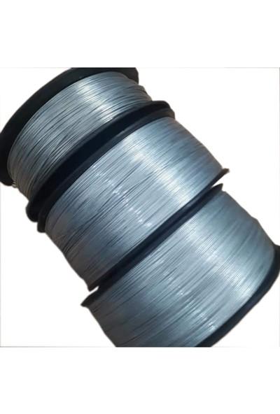Berkay Metal Elektrikli Çit Sistemi 500 Metre Galvanizli Çelik Tel