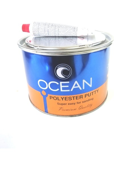 Sintaş Ocean Polyester Macun Beyaz 2.75KG