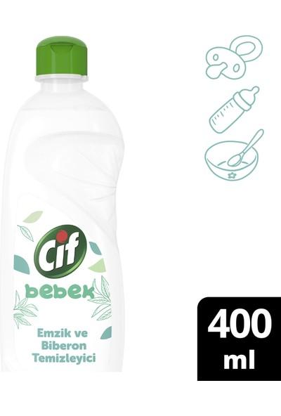 Cif Bebek Emzik ve Biberon Temizleyici 400 ml