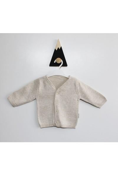 Puppis Baby Düğmeli Triko Hırka