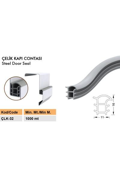 Contacall Çelik Kapı Fitili Siyah 6 Metre Çelik Kapı Kasa Fitili Ürün Kodu-Çlk-32