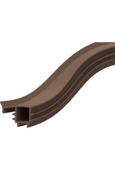 Contacall Çelik Kapı Fitili Contası / Çelik Kapı Kasa Kanat Fitili Contası Ürün KODU-ÇLK26C
