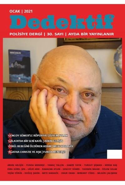 Dedektif Polisiye Dergi Sayı : 30 Ocak
