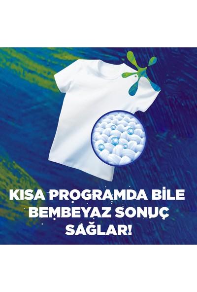 Omo Active Fresh Toz Çamaşır Deterjanı Beyazlar İçin En Zorlu Lekeleri İlk Yıkamada Çıkarır 4 KG 26 Yıkama 1 Adet