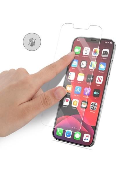 Ssmobil Apple Iphone 12 Pro Max Matte Hd Tempered Cam Ekran Koruyucu