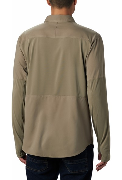 Columbia Silver Ridge Lite Hybrid Shirt Erkek Gömlek AM0298