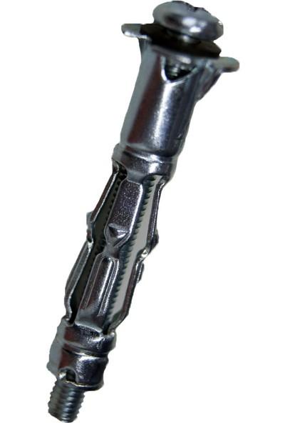 Dübelci Çelik Dübel 4X12 10 Adet
