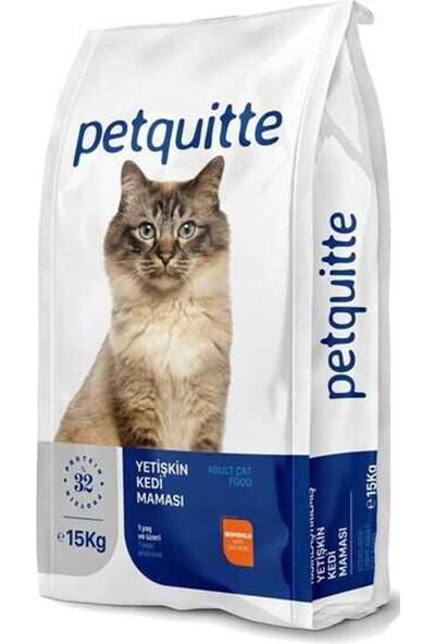 Petquitte Somonlu Yetişkin Kedi Maması 15 kg