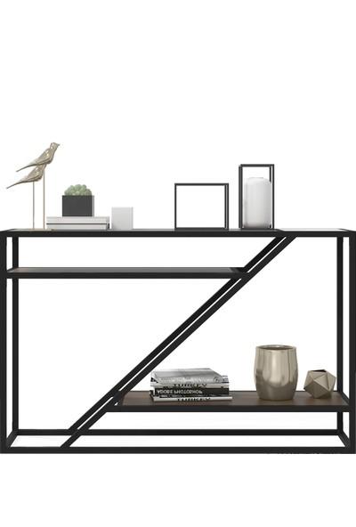 Ruum Store By Doğtaş Diego Metal Kitaplık Konsol
