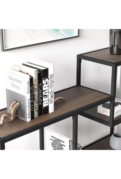 Ruum Store By Doğtaş Marlin Metal Kitaplık Konsol
