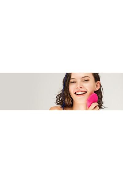 Loggia Silikon Şarjlı Cilt Bakım Masaj Yüz Temizleme Fırçası