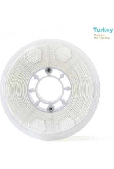 Abg 1.75 mm Beyaz Pla Filament - 3D Yazıcı