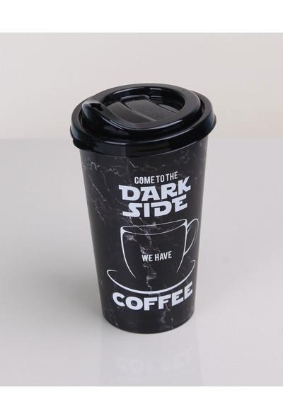 Titiz Plastik Big Coffee Bardak