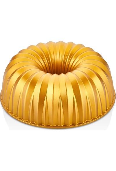 Bernardo Carla Döküm Granit Gold Kek Kalıbı