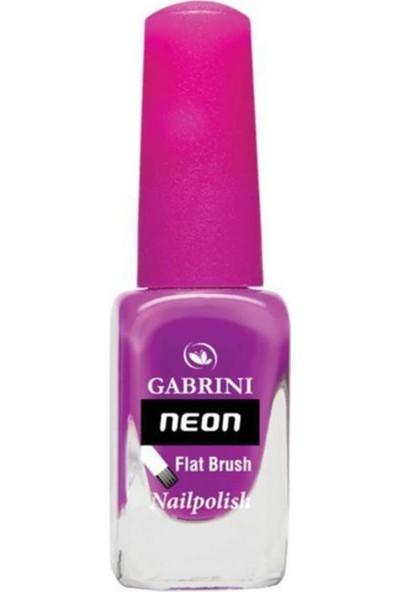 Gabrini Neon Flat Brush Nailpolish N14