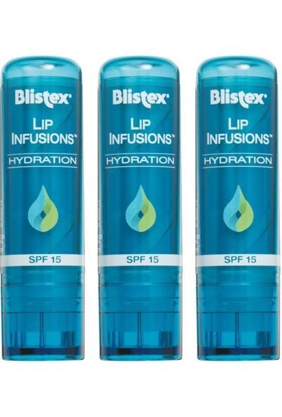 Blistex Bx Uzun Süreli Nemlendirici Dudak Bakımı Lip Infus
