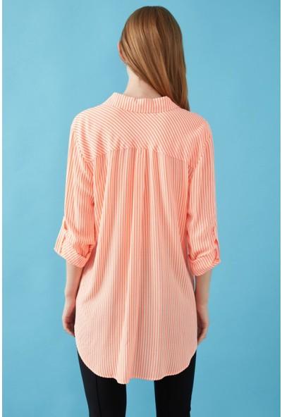 Ayhan 50532 Kadın Gömlek