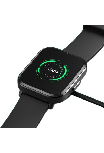 Mibro 1.57 inç HD Ekran Nabız Kan Oksijen Monitörü Su Geçirmez Akıllı Saat (Yurt Dışından)