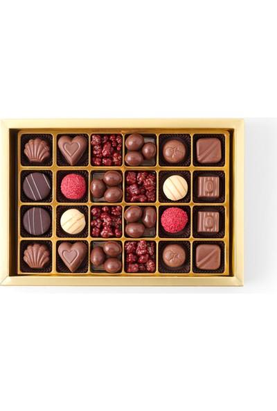 Sıroğlu Çikolata Özel Tatlar Spesiyal Çikolata Hediyelik Kutu