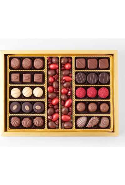 Sıroğlu Çikolata Seville Spesiyal Çikolata Hediyelik Kutu